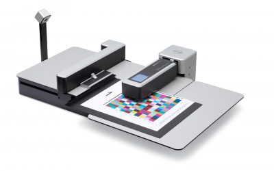 Color Concepts Supports SGIA's Digital Specifications Working Group with Barbieri Spectrophotometer