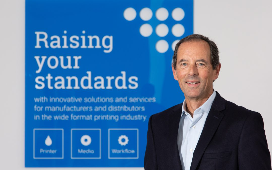 Former HP Executive Gido van Praag joins Color Concepts as Strategic Advisor & Shareholder