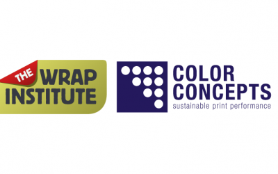 Color Concepts and The Wrap Institute are joining forces